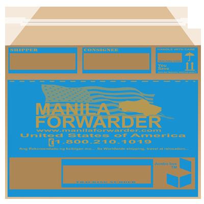 Forex cargo balikbayan box australia
